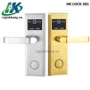 Khóa Thẻ Từ Cao Cấp HK LOCK 201