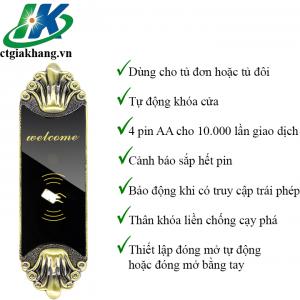 KHÓA TỦ ĐỒ HKLOCK 310