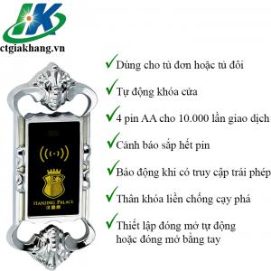 KHÓA TỦ ĐỒ HKLOCK 311