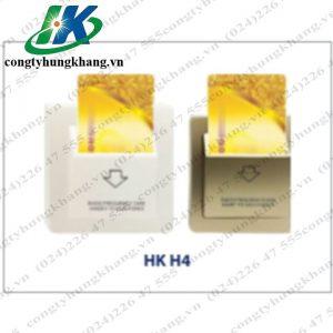 Công Tắc Thẻ Từ HK H4
